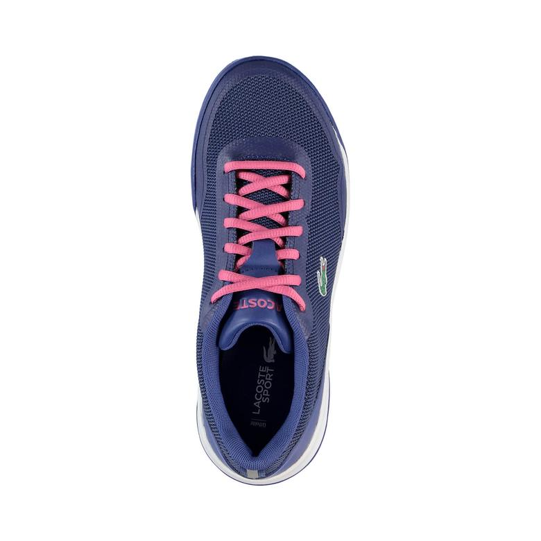 Lacoste Lt Spirit 117 2 Kadın Lacivert Sneaker