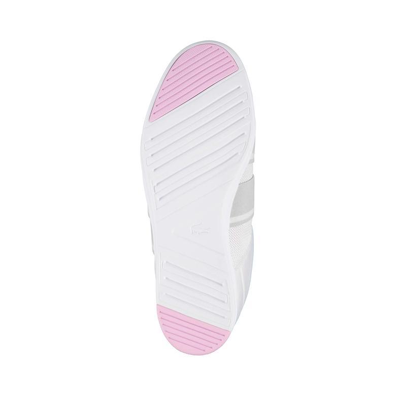 Lacoste Avenir Slip Kadın Beyaz Sneaker