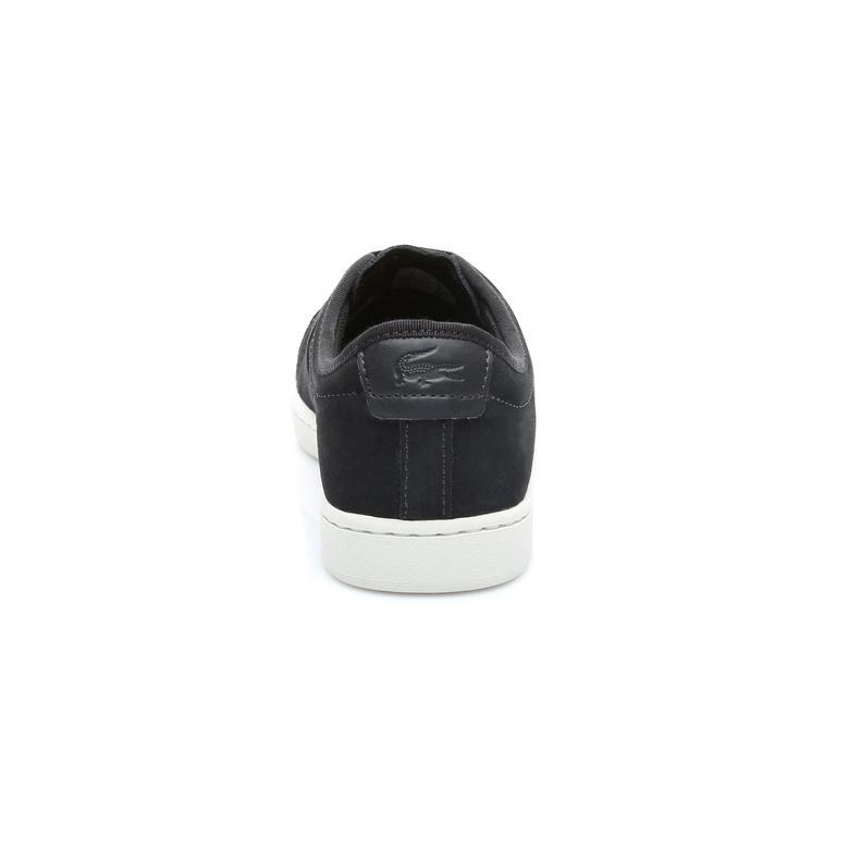 Lacoste Carnaby Evo Slip 318 2 Kadın Siyah Sneaker