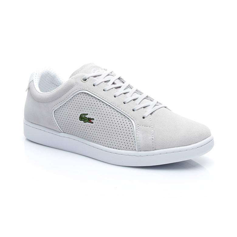 Lacoste Carnaby Evo 318 9 Erkek Gri Sneaker