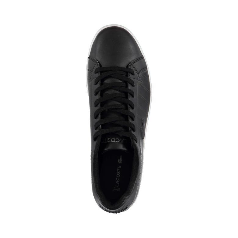 Lacoste Graduate 318 1 Erkek Siyah Sneaker