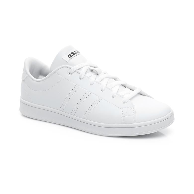 meilleures baskets 19f4b 26004 adidas Tennis Advantage Clean Qt Kadın Beyaz Spor Ayakkabı