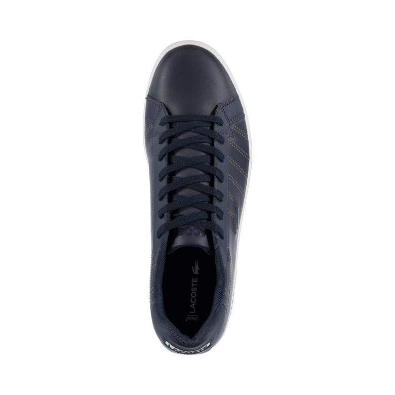 Lacoste Graduate 318 1 Erkek Lacivert Sneaker