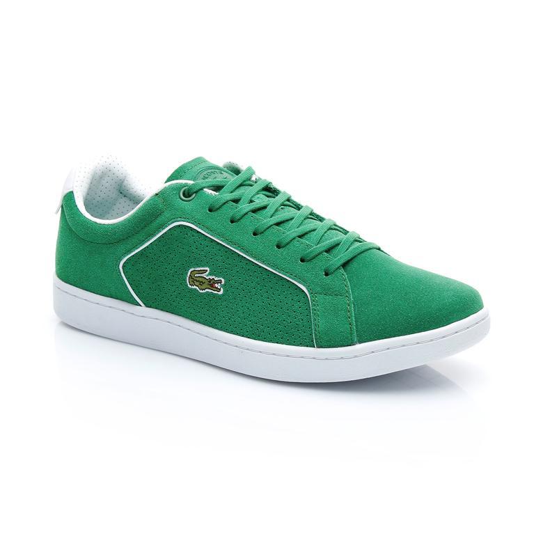 Lacoste Carnaby Evo 318 9 Erkek Yeşil Sneaker