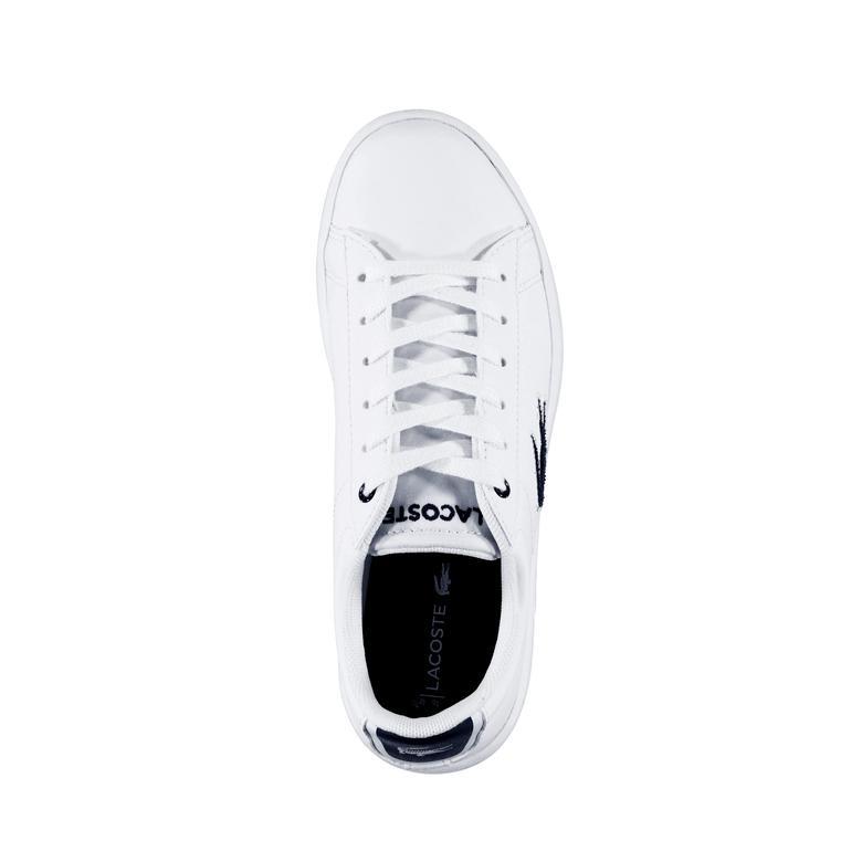 Lacoste Carnaby Evo 318 1 Beyaz Çocuk Sneaker