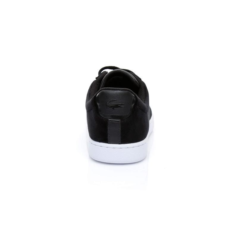 Lacoste Carnaby Evo 318 8 Kadın Siyah Sneaker