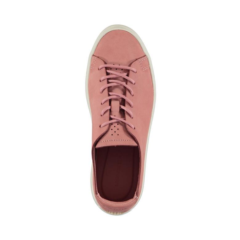 Lacoste L.12.12 Unlined 318 1 Kadın Pembe Sneaker