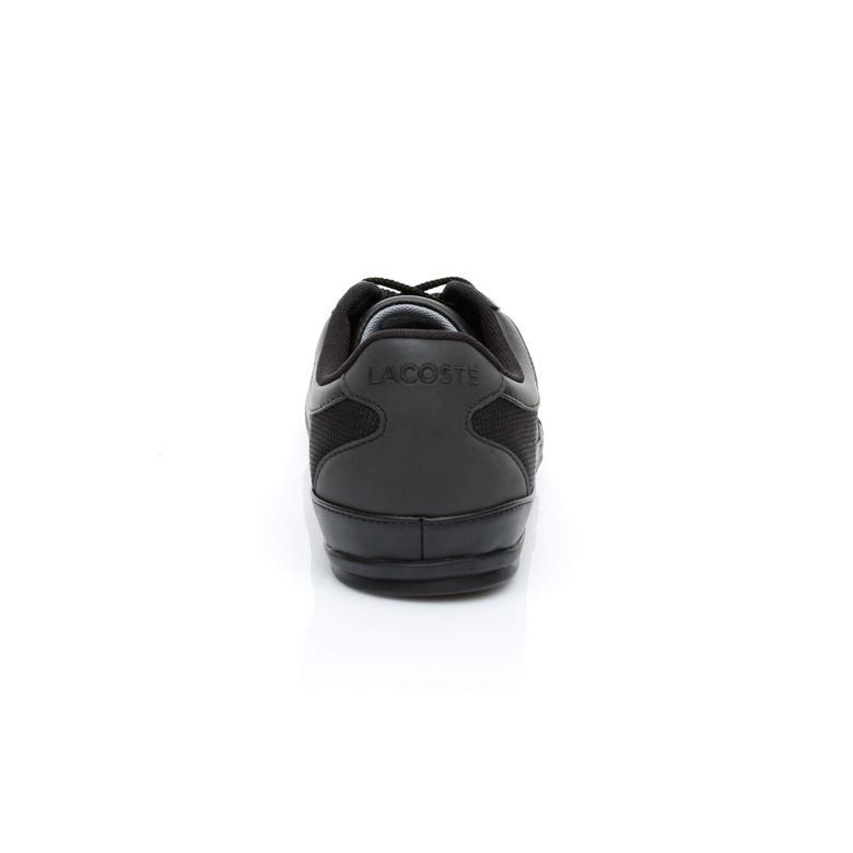 Lacoste Erkek Misano Sport 318 1 Siyah Casual Ayakkabı