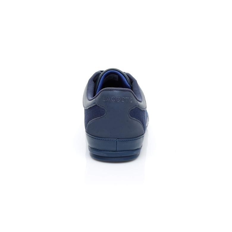 Lacoste Erkek Misano Sport 318 1 Lacivert Casual Ayakkabı
