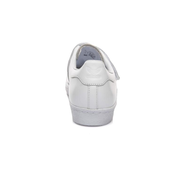 new styles a690f 53ab0 adidas Superstar 80S Cf W Kadın Beyaz Spor Ayakkabı
