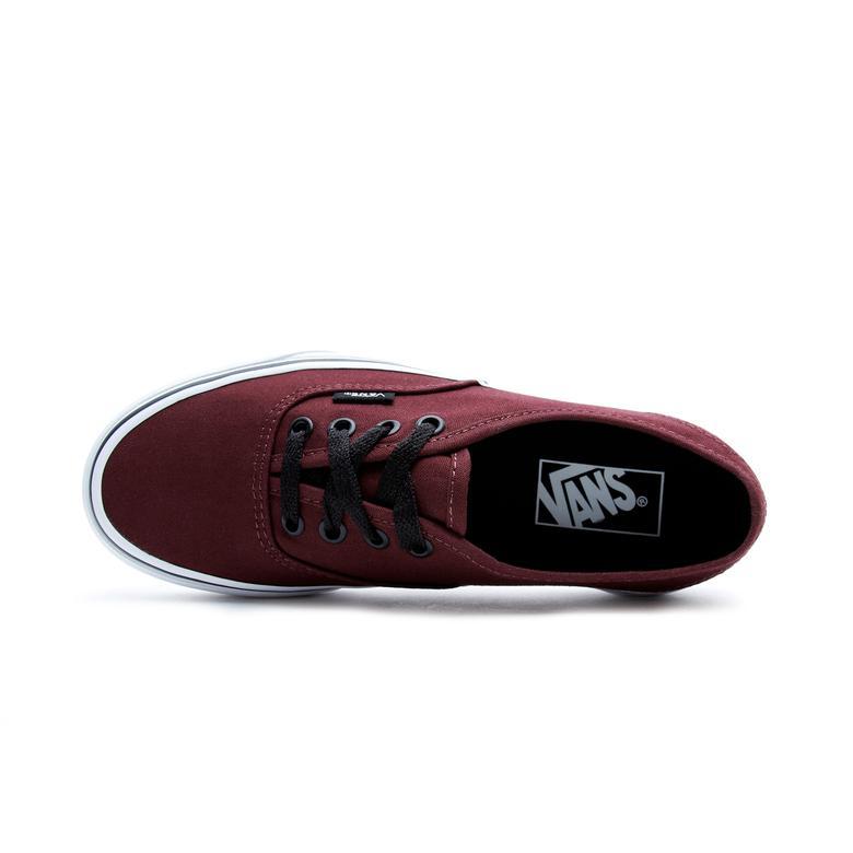 Vans Authentic Unisex Bordo Sneaker