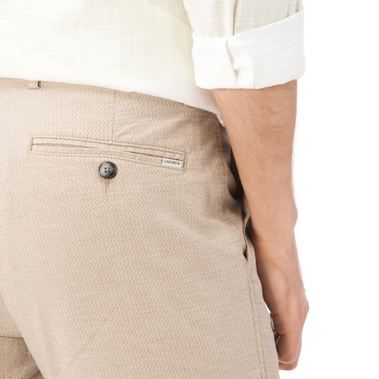 Lacoste Erkek Bej Pantolon