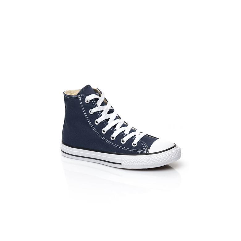 Converse Chuck Taylor All Star Hi Çocuk Lacivert Sneaker