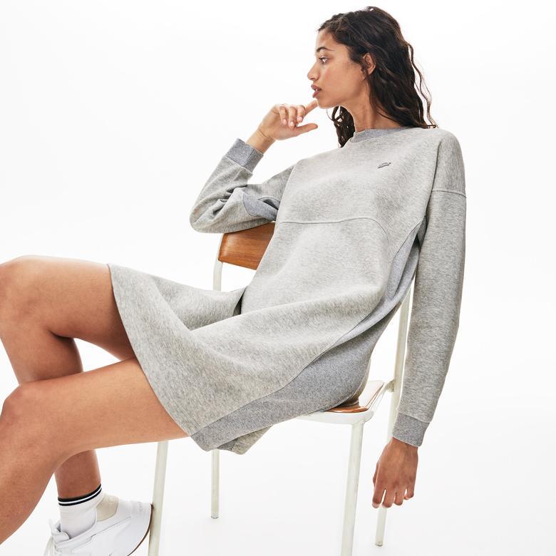 Lacoste Motion Kadın Gri Elbise