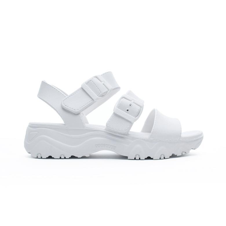 Skechers D'Lites 2.0 - Style Incon Kadın Beyaz Sandalet