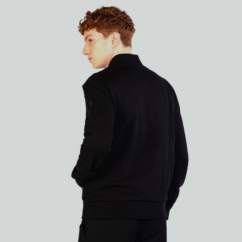 Ruck&Maul Erkek Siyah Ceket