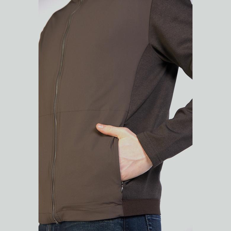 Ruck&Maul Erkek Kahverengi Ceket