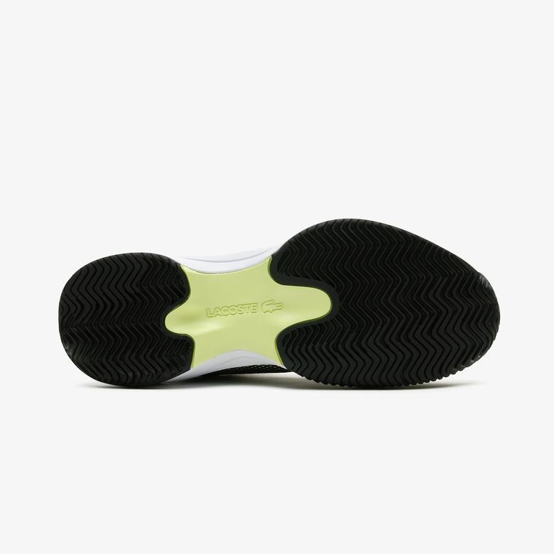 Lacoste Ag-Lt21 0921 1 Sma Erkek Siyah Spor Ayakkabı